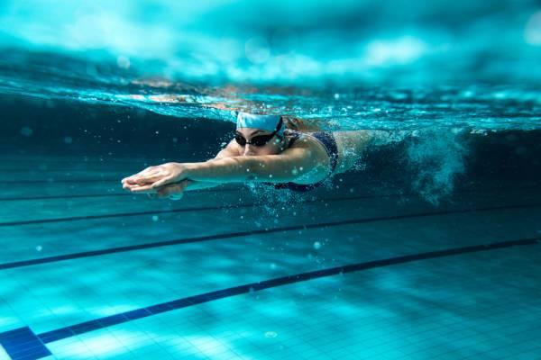 Optimizarea respiratiei in antrenamentele de inot