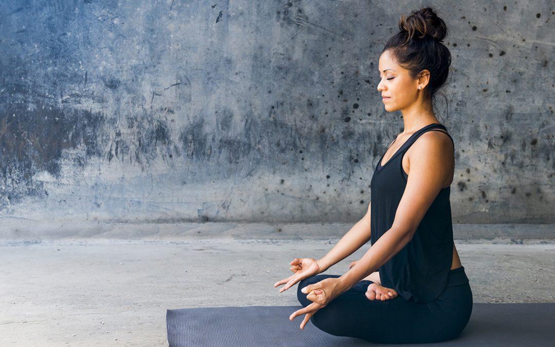 Meditatia ne face bine!