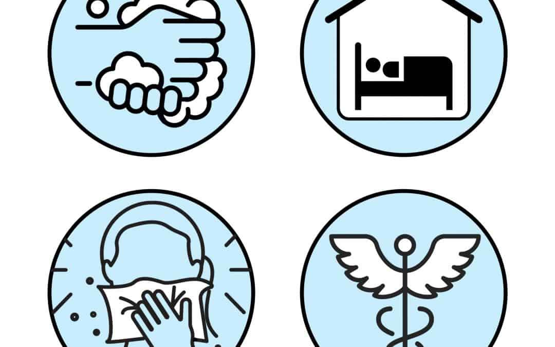 Masuri pentru prevenirea contaminarii cu Coronavirus